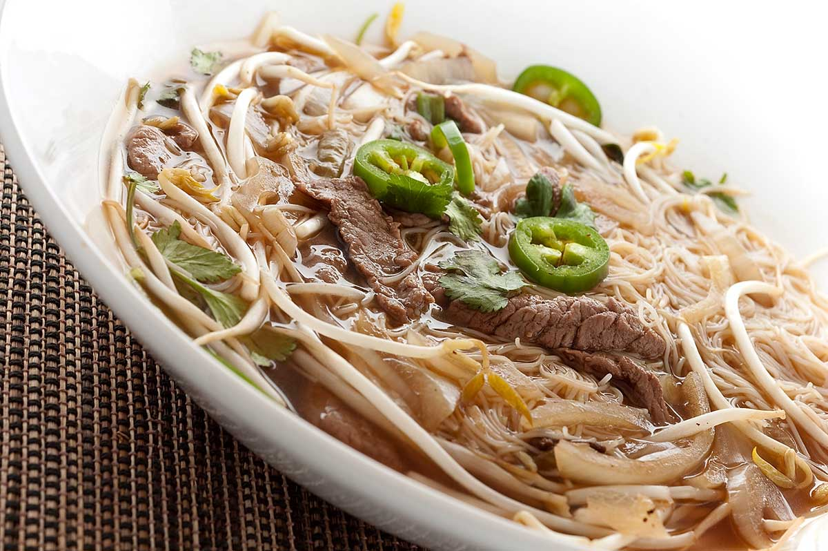 Recipe for Beef Noodle Soup - Life's Ambrosia Life's Ambrosia