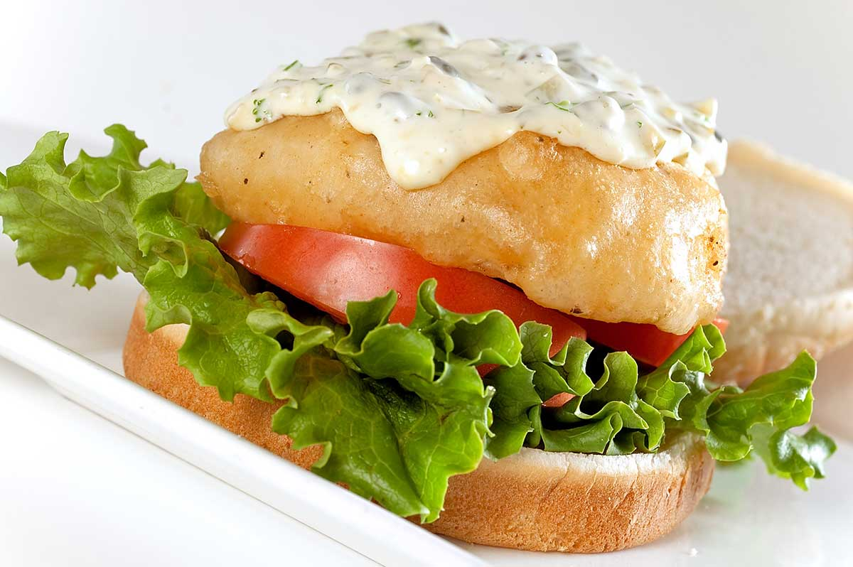 Recipe for beer battered fish sandwich life 39 s ambrosia for Fish sandwich recipe