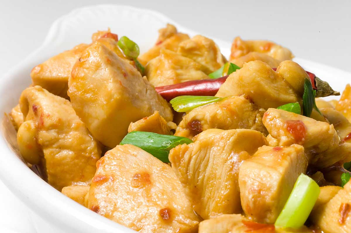 Recipe for Kung Pao Chicken - Life's Ambrosia Life's Ambrosia