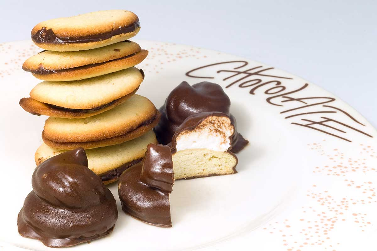 Recipe for Mallows and Milan Cookies - Life's Ambrosia ...