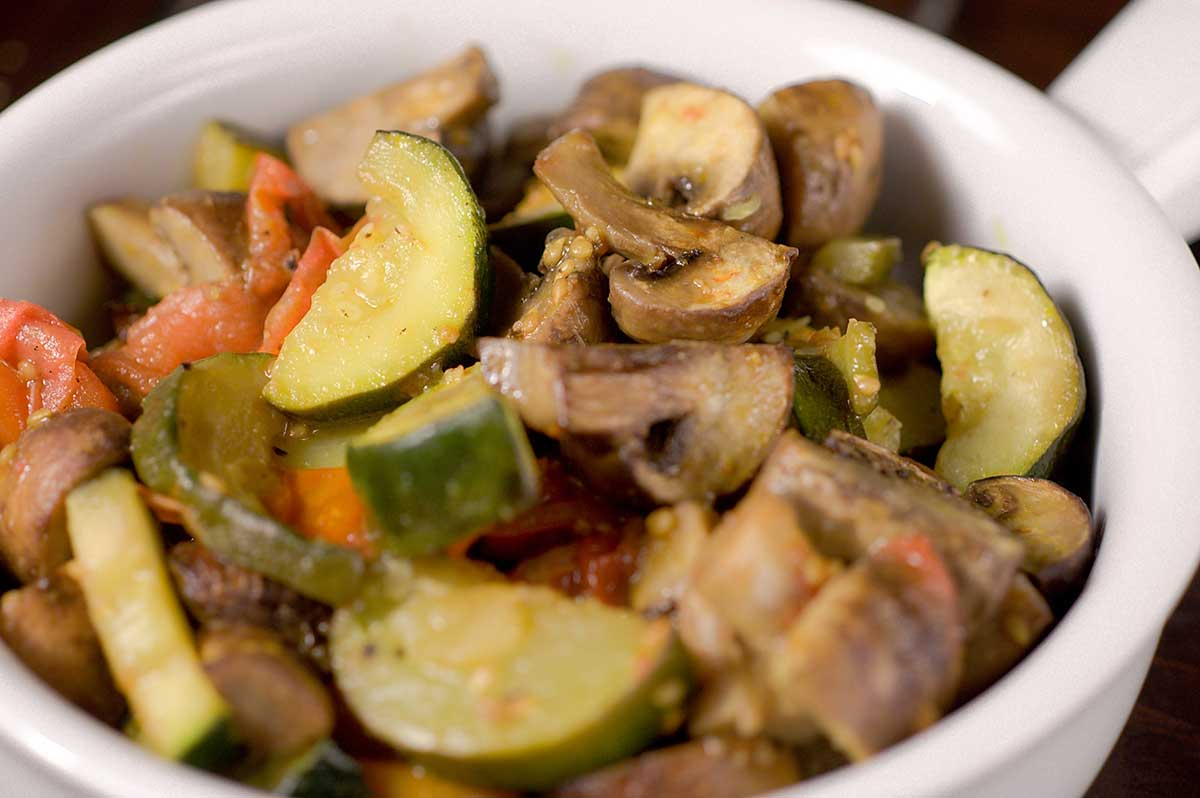 Recipe for Oven Roasted Vegetables - Life's Ambrosia Life's Ambrosia