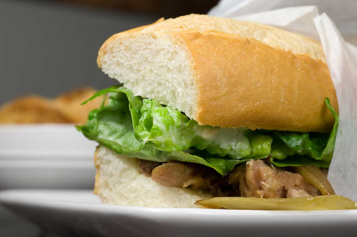 Paseo Cuban Roast Pork Sandwich Recipe — Dishmaps