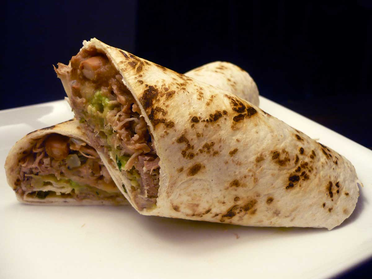 15 Burrito Recipes – because you can never have enough Mexican food in your life!