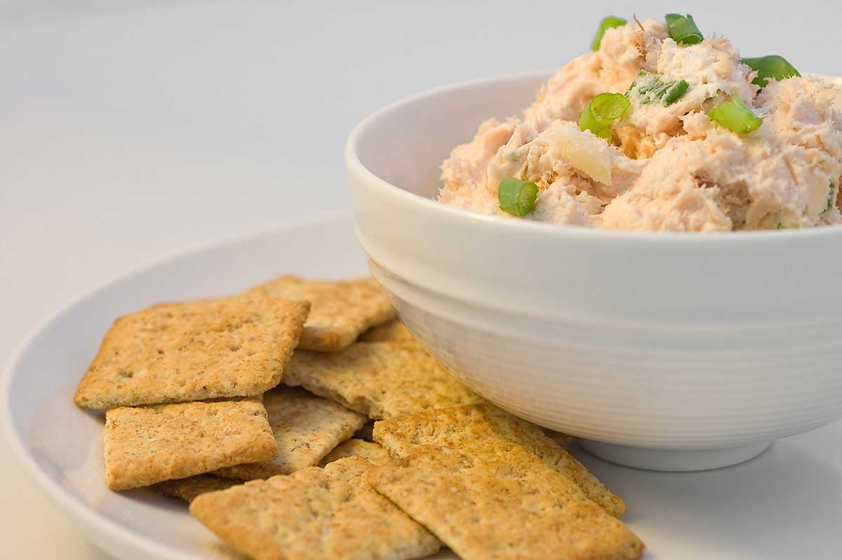 Recipe for Smoked Salmon Dip - Life's Ambrosia Life's Ambrosia