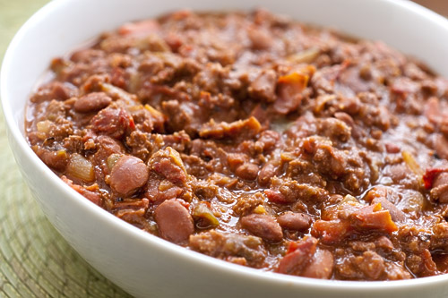 Buffalo Chipotle Chili