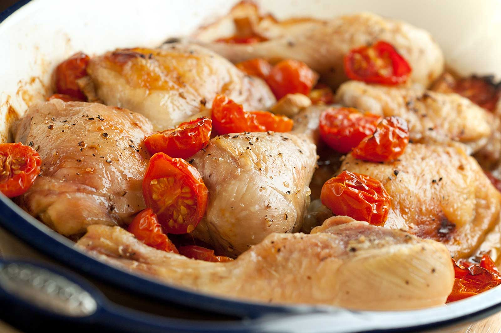 Soul food baked chicken recipe 7000 recipes soul food african american soul food the gutsy gourmet forumfinder Gallery
