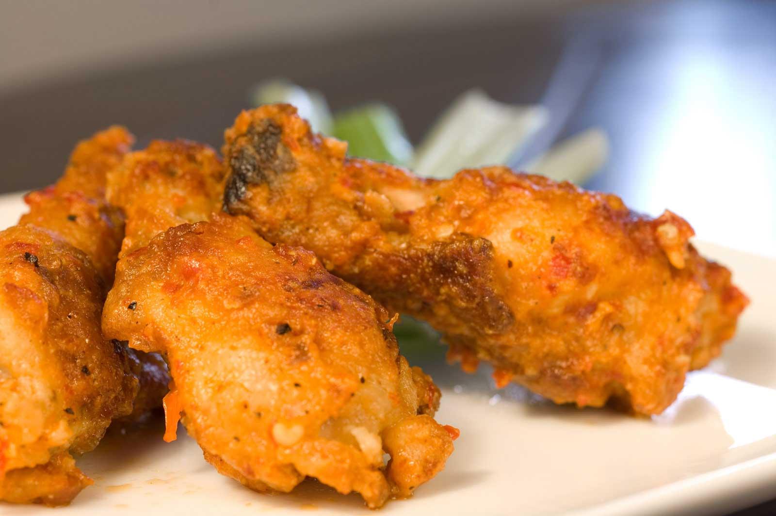 Recipe for Spicy Buffalo Wings - Life's Ambrosia Life's Ambrosia