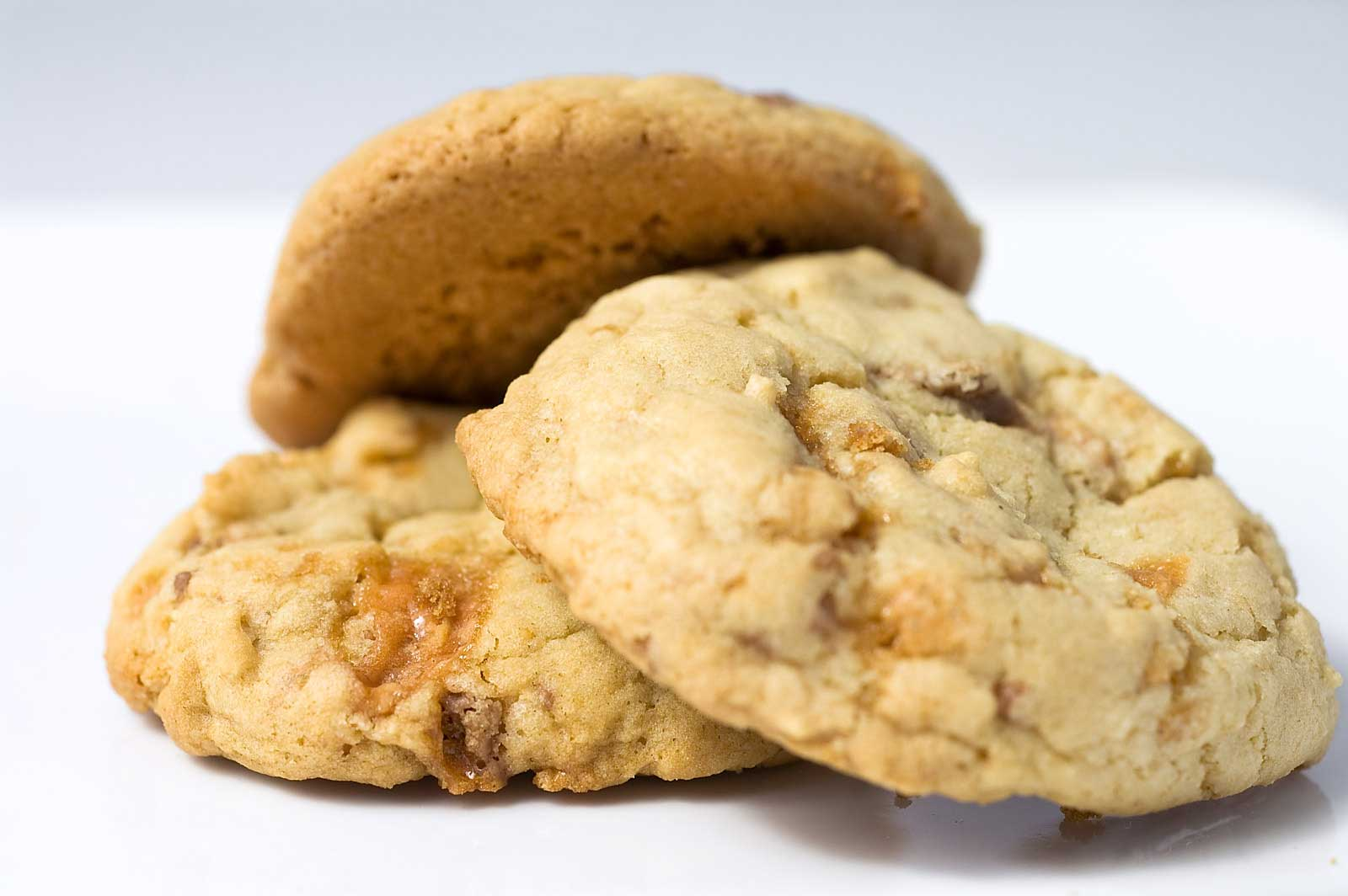 Recipe for Butterfinger Cookies - Life's Ambrosia Life's ...