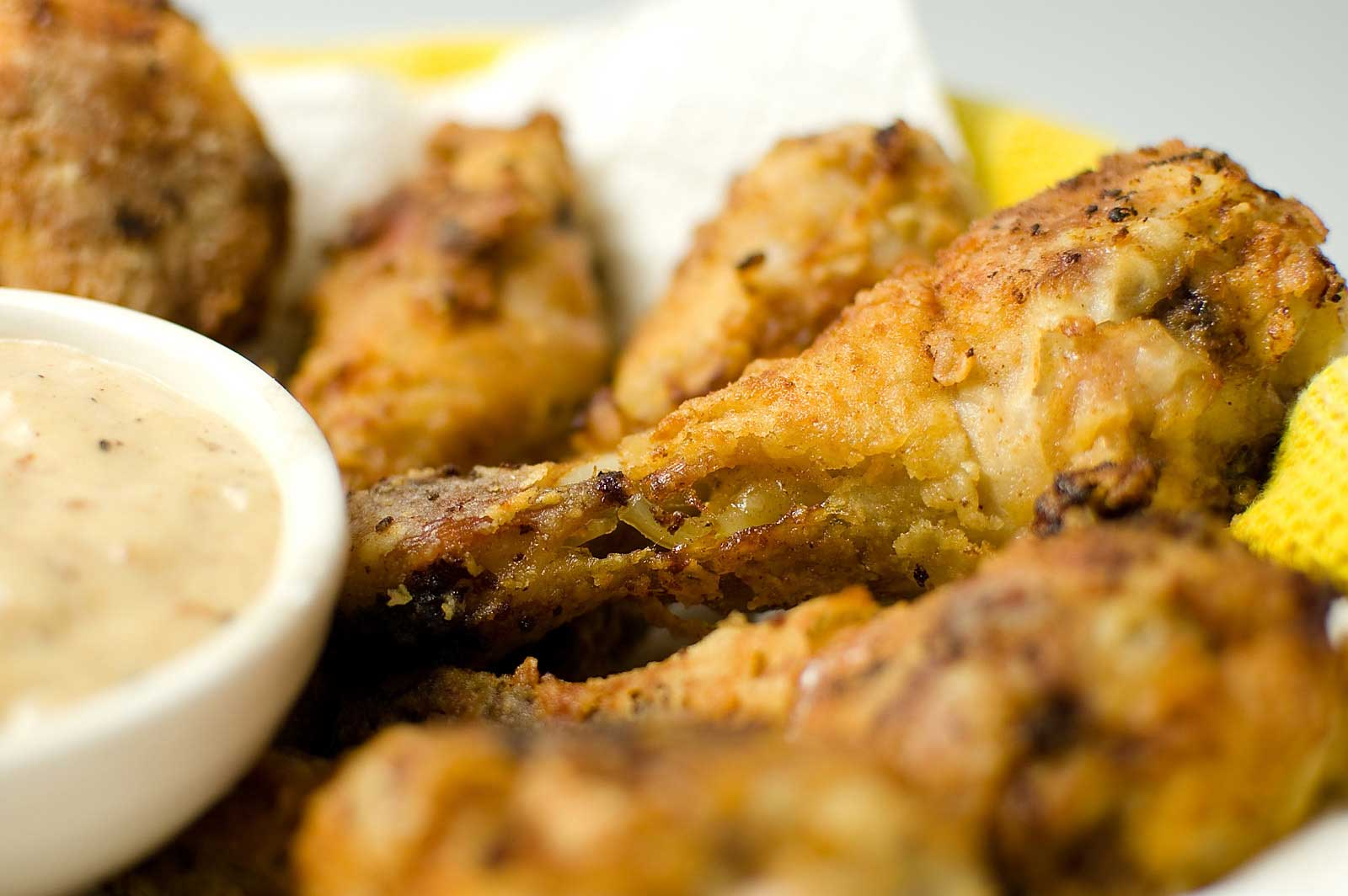 Recipe for Buttermilk Fried Chicken with Pan Gravy - Life's Ambrosia ...