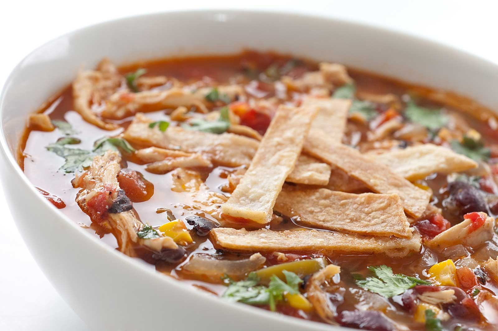 chicken tortilla soup soup sandwiches roasted chicken tortilla soup ...
