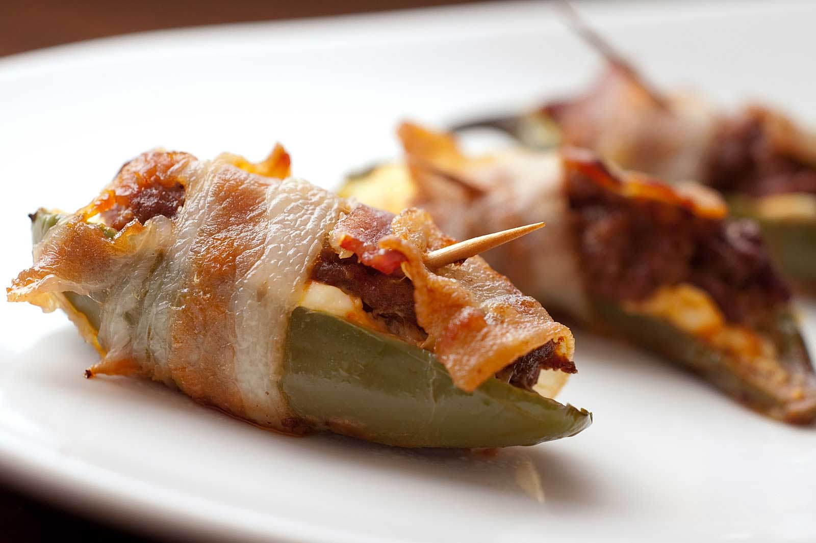 Recipe for Chorizo and Cream Cheese Stuffed Jalapenos - Life's ...