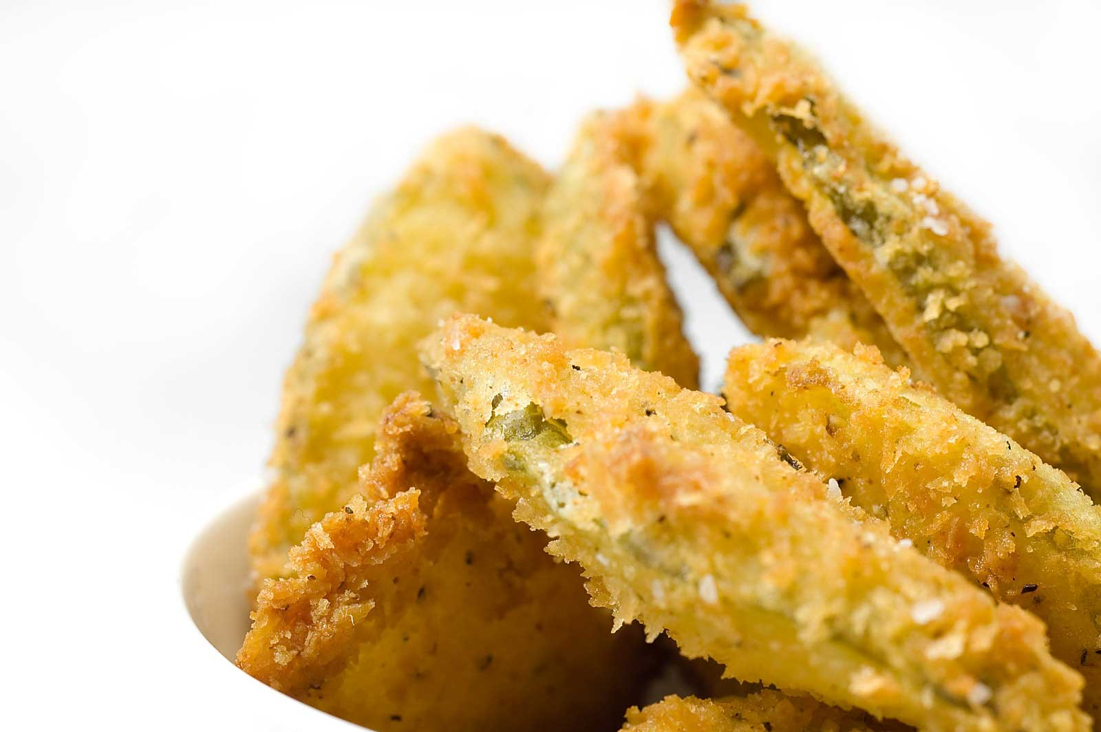 Image result for Deep Fried Pickles