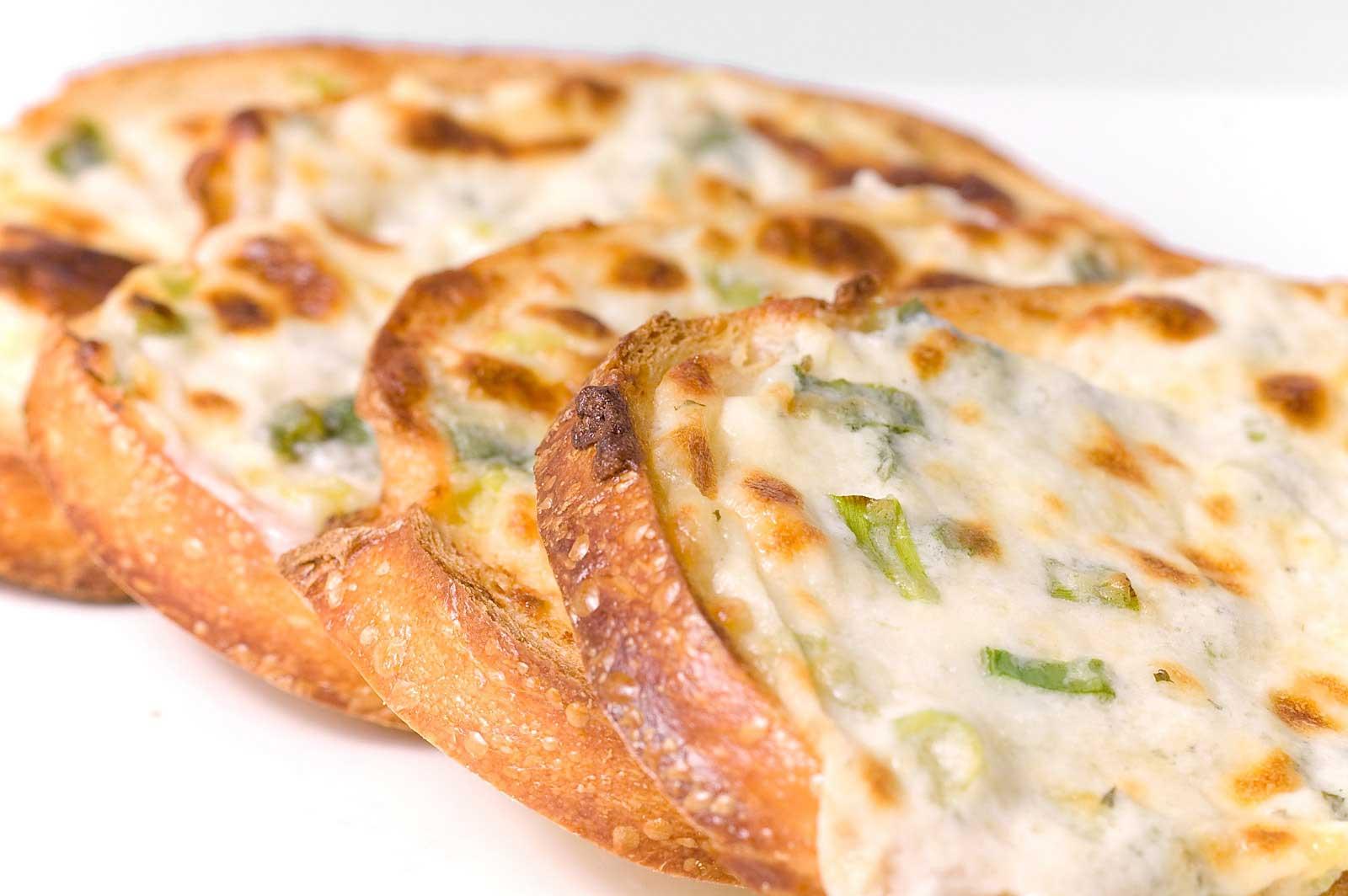 Recipe for Garlic Cheese Bread - Life's Ambrosia Life's Ambrosia
