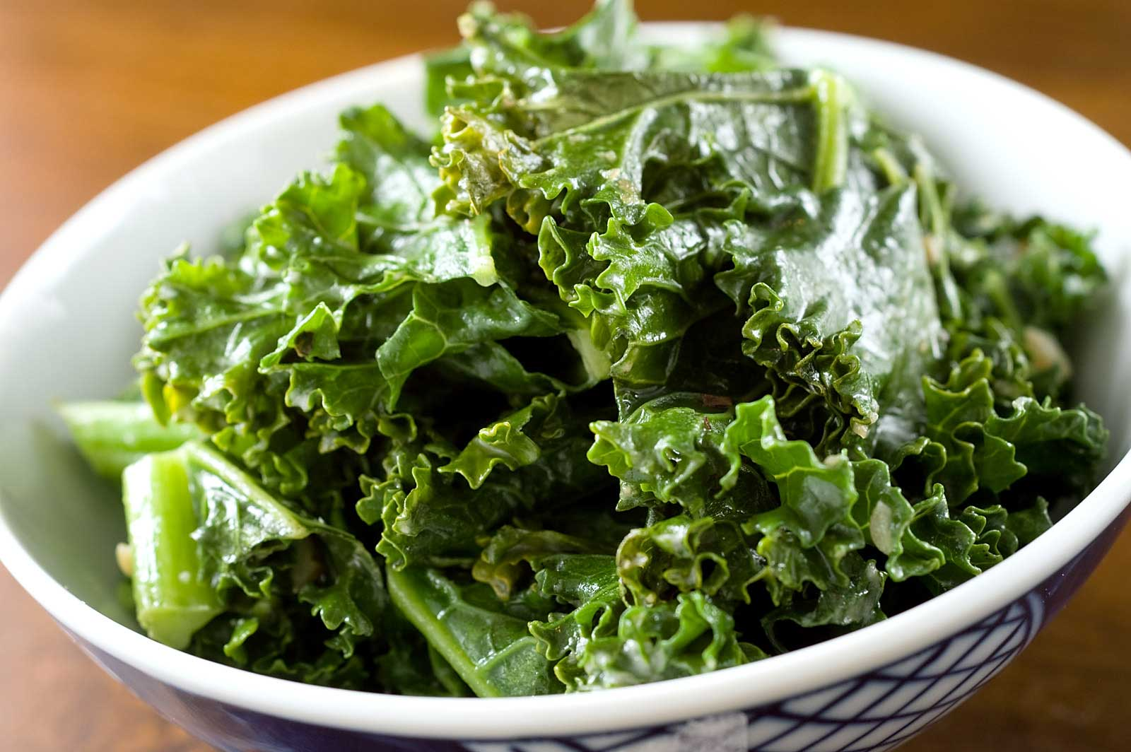 Recipe of the Week – Kale with Garlicky-Lime Tahini Dressing | The ...