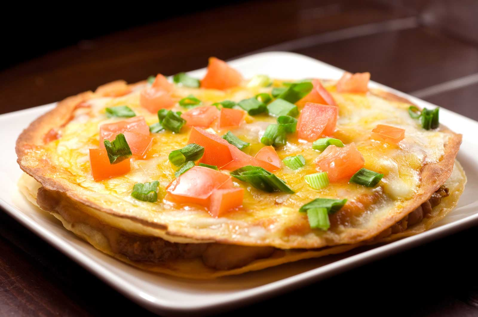 Recipe for Mexican Pizza - Life's Ambrosia Life's Ambrosia