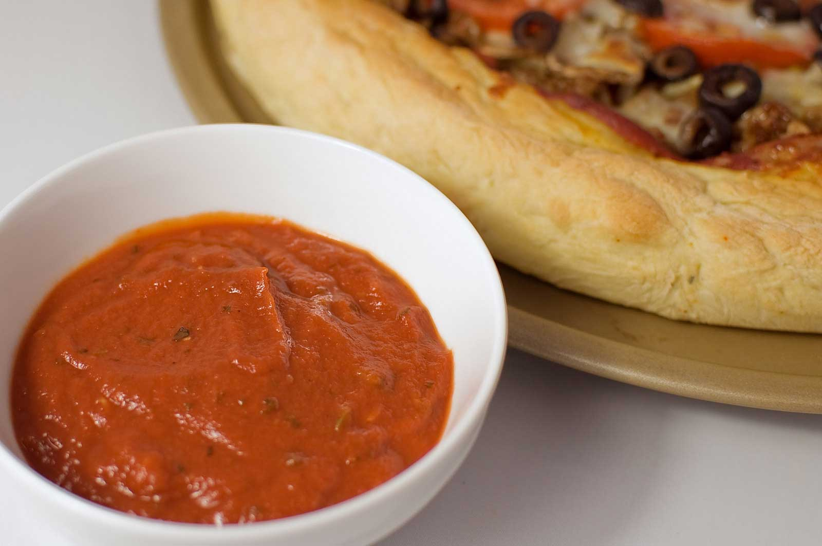 Recipe for Perfect Pizza Sauce - Life's Ambrosia Life's Ambrosia