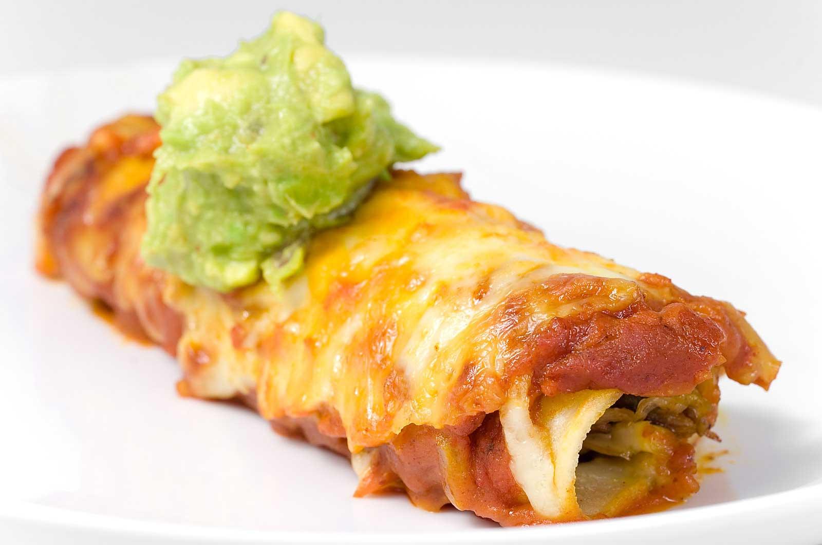 Recipe for Pulled Pork Enchiladas - Life's Ambrosia Life's Ambrosia