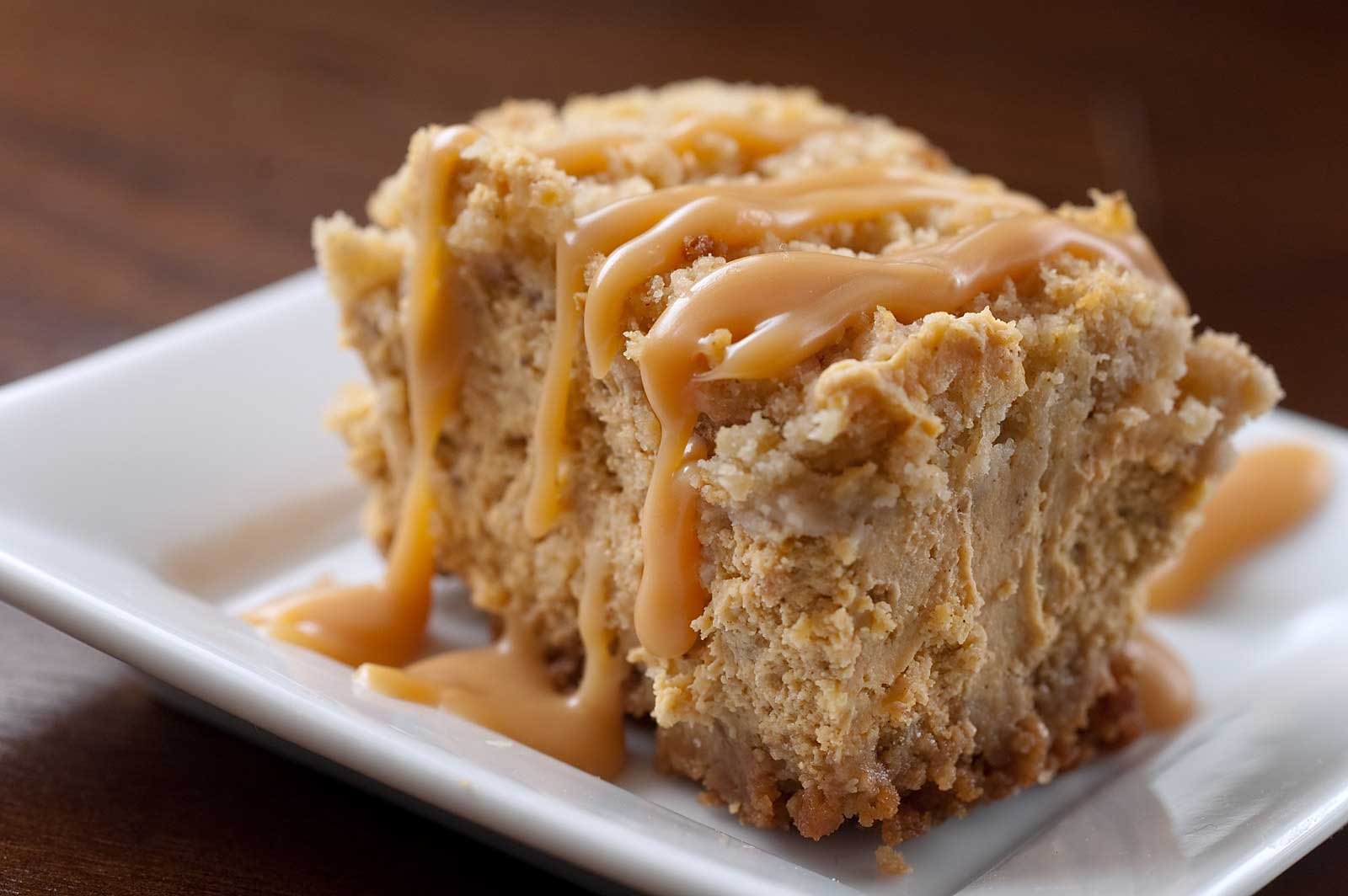 Recipe for Pumpkin Cheesecake Bars - Life's Ambrosia Life ...