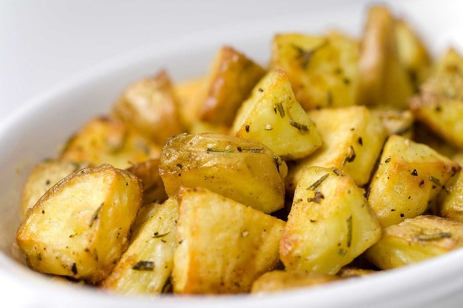 Recipe for Roasted Rosemary Potatoes - Life's Ambrosia Life's Ambrosia