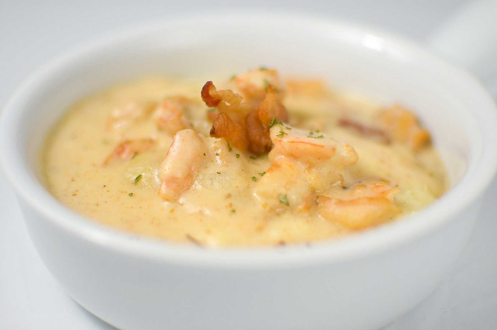 Recipe for Shrimp and Grits - Life's Ambrosia Life's Ambrosia