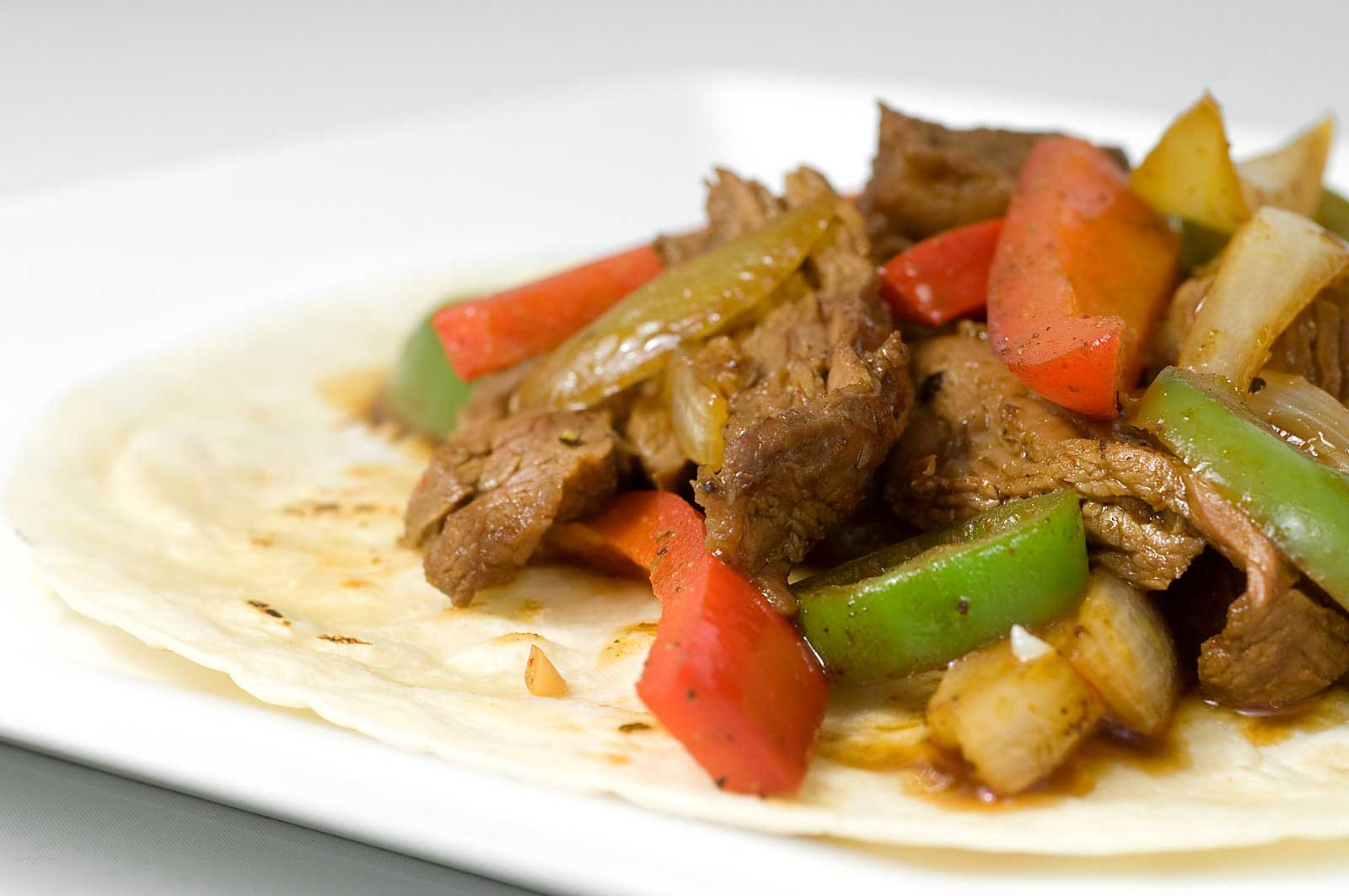 Recipe for Skirt Steak Fajitas - Life's Ambrosia Life's Ambrosia