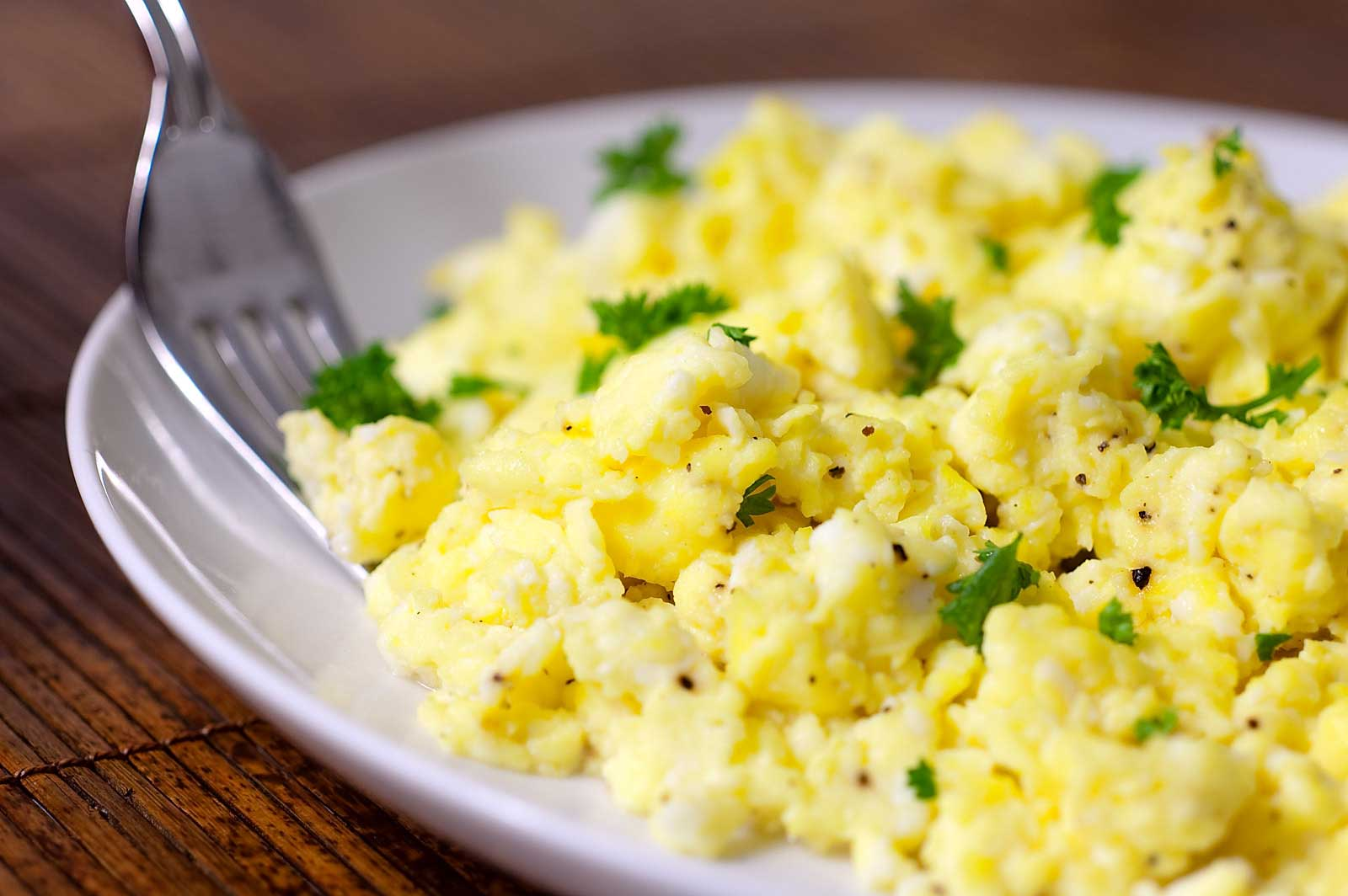 Scrambled Eggs Recipe - Food.com - 109555