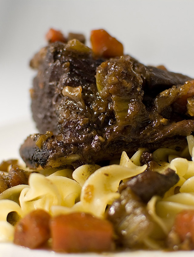 Recipe for Braised Short Ribs - Life's Ambrosia Life's Ambrosia