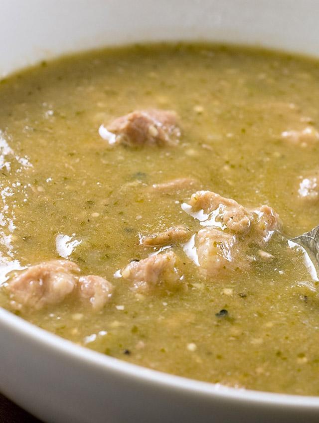 Recipe for Chili Verde - Life's Ambrosia Life's Ambrosia