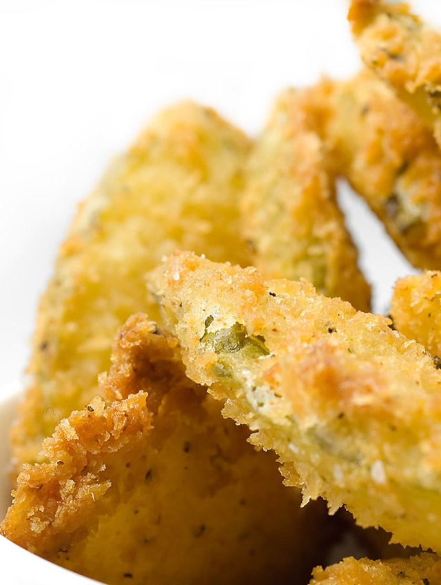 Recipe for Deep Fried Pickles - Life's Ambrosia Life's ...