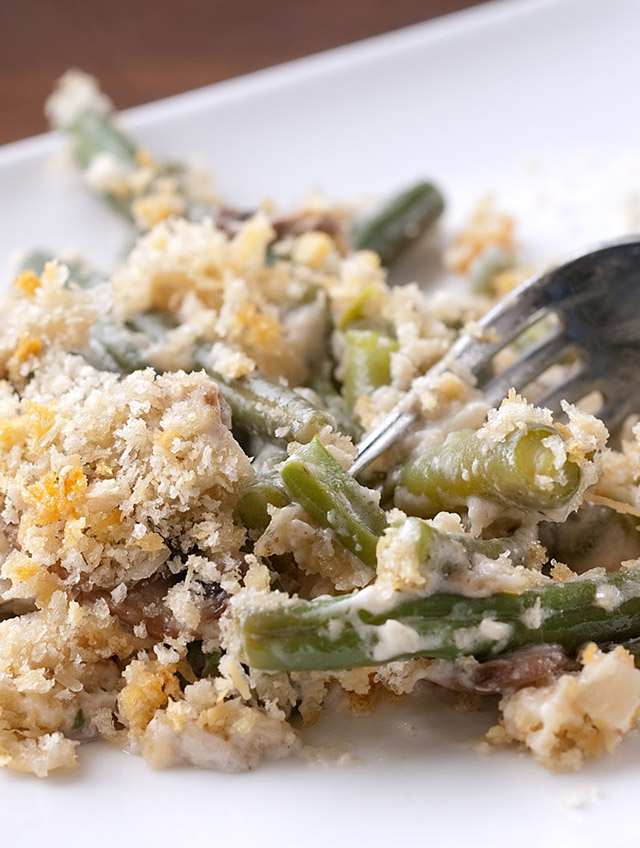Recipe for Green Bean Casserole - Life's Ambrosia Life's Ambrosia
