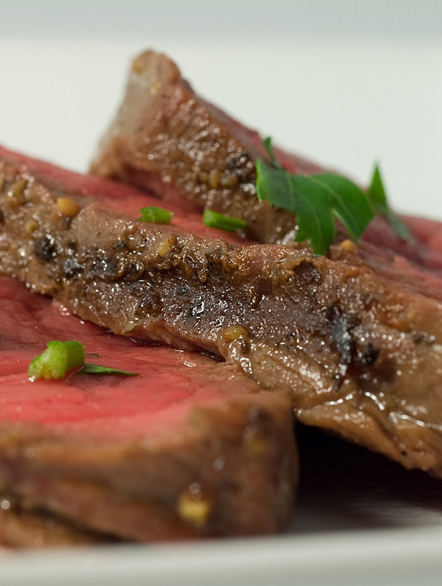 how to cook london broil without marinating