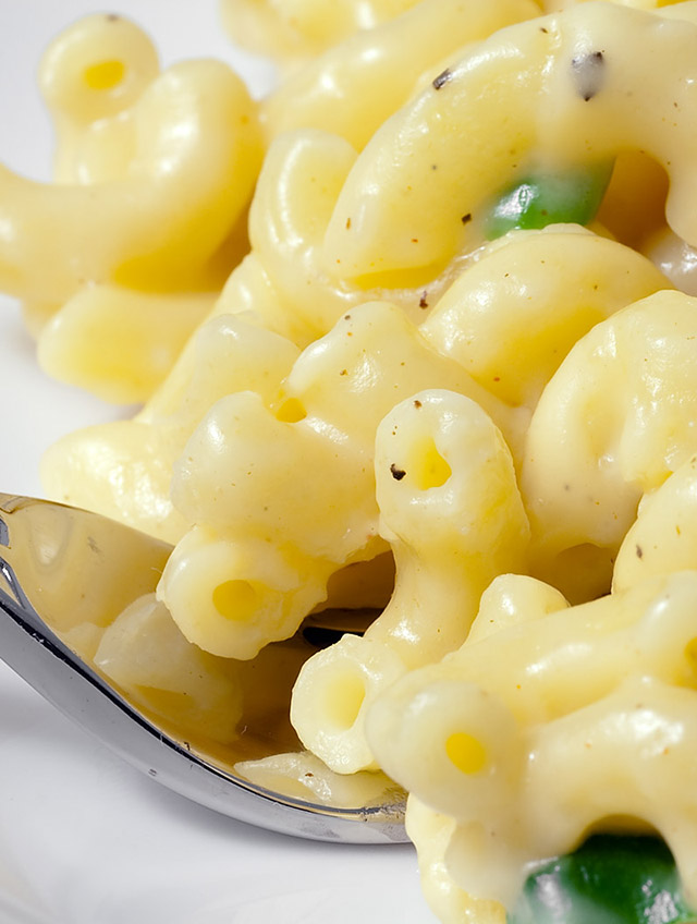 Recipe for Three Cheese Stove Top Macaroni and Cheese - Life's ...